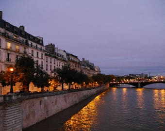 "Photo Art Paris ""BETHUNE dock"""