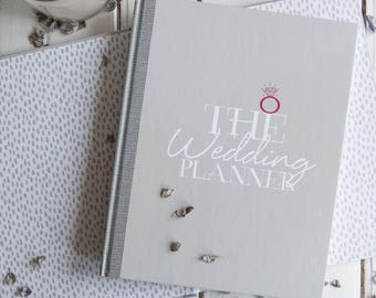 Wedding Planner Notebook and Journal