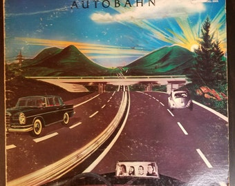 Kraftwerk - Autobahn vinyl album