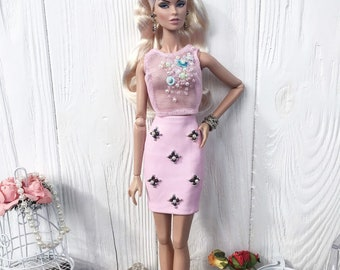 Skirt for Fashion Royalty, Poppy Parker, Nu.Face, integrity toys, clothes for doll