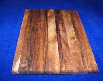 Handmade Koa Cutting Board / Serving Board [100_2553]