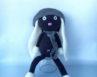 ALISTAIR crochet Bunny