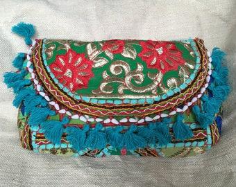 Gorgeous Rajasthani clutch
