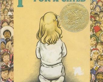 Prayer For A Child by Rachel Field, illustrated by Elizabeth Orton Jones