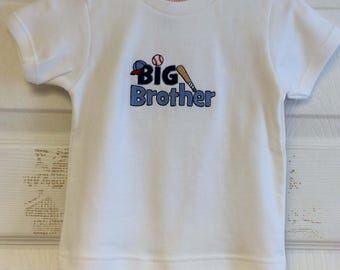 Big Brother or Big Sister Shirt