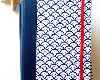 Notebook A5 Navy
