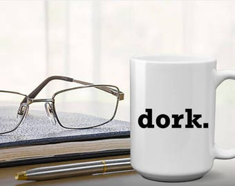 Nerd | Dork | Nerd Gift | Dork Gift | Novelty Gift | Nerd Couple | Wedding Gift | Nerd Wedding | Geek Gift | Gift for Nerd | Gift for Dork