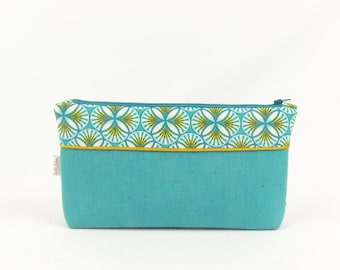"""Large cosmetic case """"Blue"""""""