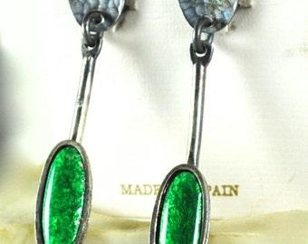 Pendientes Vintage Made in Spain