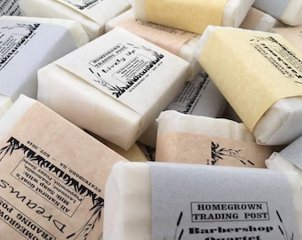 Pick Any 3 All Natural Goat's Milk Soaps