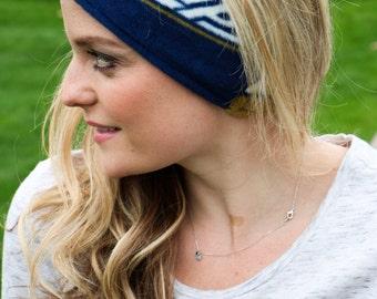 The University of Akron Fleece Ear Warmer/Fleece Headband