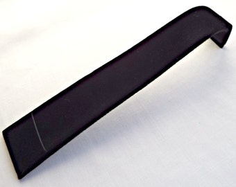Bracelet Display, Black Velvet, Jewelry Display, Watch Display, Black Display Stand, Bracelet Stand, Elasticated Display, UK Seller