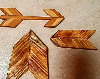 Decorative mini arrows