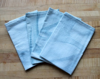 blue cotton handkerchief,reusable napkins,handkerchief,cotton napkins,blue handkerchief,blue cotton napkins,blue napkins,cotton napkins