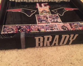 Tom Brady dice game
