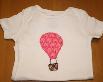Hot Air Balloon Bodysuit