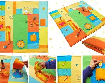 play mat sensory