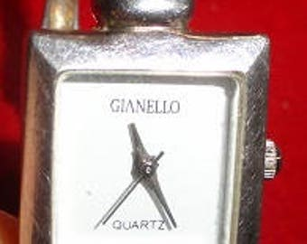 Ladies Gianello sterling silver watch