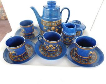 Tea Set from Winterling Schwarzenbach of Bavaria Germany