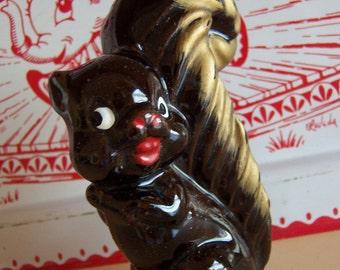 little brown squirrel figurine