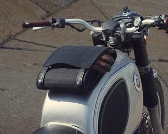 Wheelborne Waxed Magnetic Tank Tool Bag