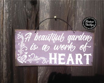 garden signs, garden decor, garden, fairy garden, garden art, garden decoration, gift for gardener