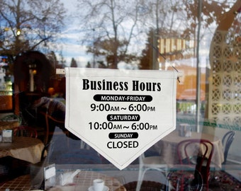 Business hours on Canvas