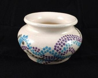 Pot en céramique fait main