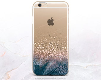 iPhone 8 Case iPhone X Case iPhone 7 Case Splatter Clear GRIP Rubber Case iPhone 7 Plus Clear Case iPhone SE Case Samsung S8 Plus Case U54