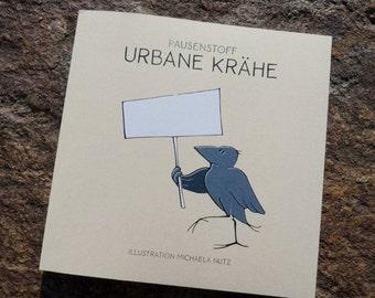 "Book ""Urban Crow"""
