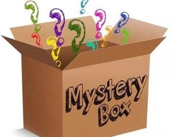 SLIME MYSTERY BOX!!!