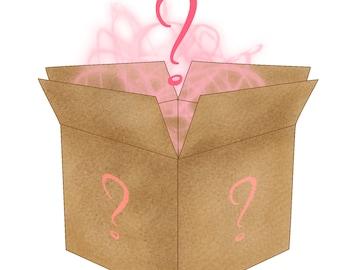 2 FULL SIZE Polish Mystery Box - Custom Surprise Nail Polish
