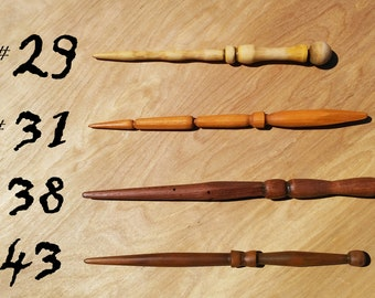 Dragon Alley Wizard Wands 29 - 43