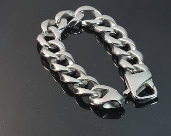 stainless steel bracelet,Bracelet for men,fashion bracelet,gift for men,