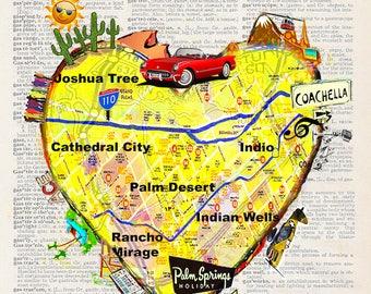 Palm Springs Heart