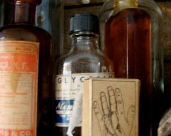 Antique Medical Original Box/Dispenser  Unused