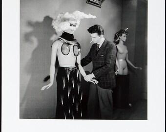 Maurice Henry und sein Mannequin, 1938/2006. Photograph by Denise BELLON