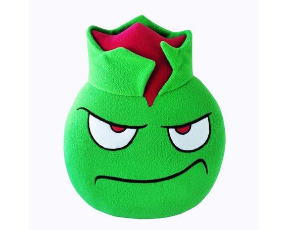 Plants vs. Zombies Lava Guava Designer Plush Pillow Toy
