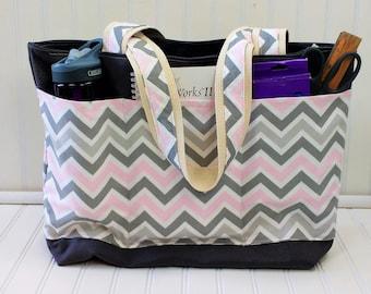 Teacher Tote Bag- Teacher Gift Tote- Monogrammed Bag - Teacher Gift -Personalized Bag - Gifts for Teachers-Teacher Gift
