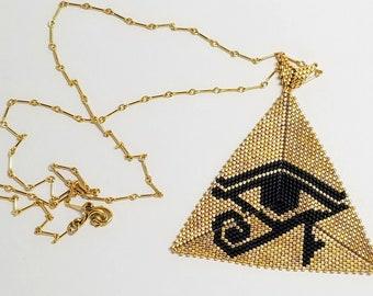 Eye of Horus Necklace