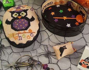 Bewitched Kit by Praiseworthy Stitches