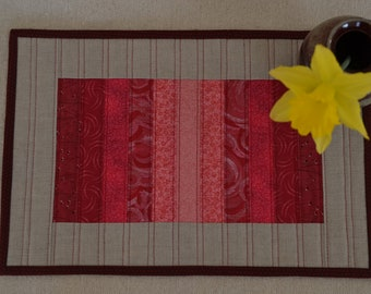 Small Quilted Table Mat