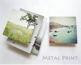 Metal Print - Fine Art Photography - Custom Metal Wall Art - Home Decor - Large Wall Art - 11x14 16x20 20x20 30x30 24x30