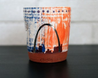 St. Louis Arch Small Tumbler