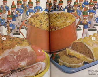 Family Circle Illustrated Library of Cooking  Volume 6  from 1972
