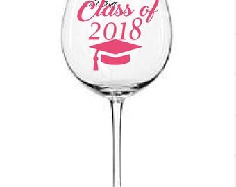 Class 2018 Decal