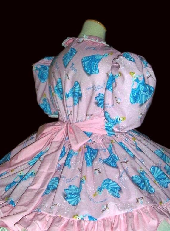 Sissy Sissy Puff Clothing Dress Sleeve Fetish Adult Dress Cross Adult ABDL Dress Dress Sissy Babydoll Abdl Dress Sissy Clothing q7nEx5t