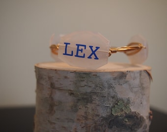 Lexington City Bangle Bracelet