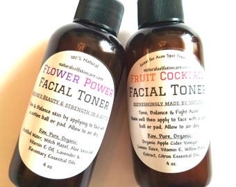 Face TASTIC Toners - for All Skin Types