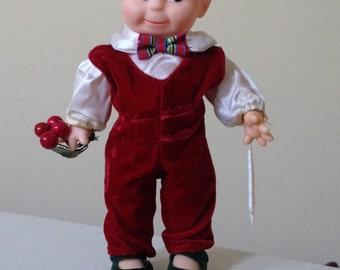 Christmas Cupie Boy